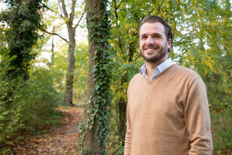 Mart Hoppenbrouwers, commercieel directeur van Dolmans Landscaping Group.