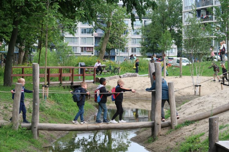 Speellandschap Maassluis. Foto: Arjen Vreugdenhil, OBB